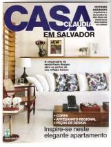 Casa Claudia Julho 2010 - Capa